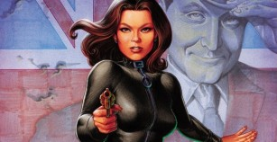 Comic Review: Steed And Mrs. Peel Volume 1: A Very Civil Armageddon