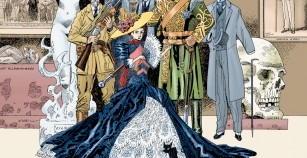 Comic Review: The League Of Extraordinary Gentlemen Volume 1