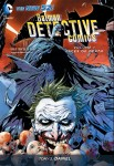 Batman Detective Comics Volume 1 Faces Of Death