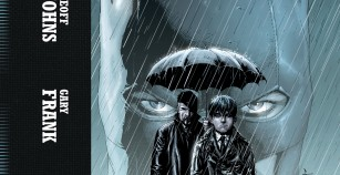 Comic Review: Batman Earth One Volume 1