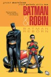 Batman & Robin Batman Reborn