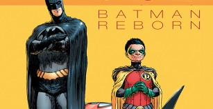 Comic Review: Batman & Robin Batman Reborn
