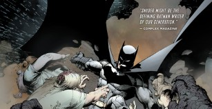 Comic Review: Batman: The Court of Owls Volume 1
