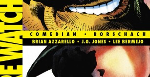 Comic Review: Before Watchmen Comedian/Rorschach