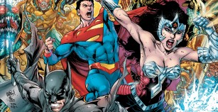 Comic Review: Earth 2 Volume 1 The Gathering