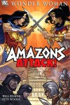Wonder Woman Amazons Attack