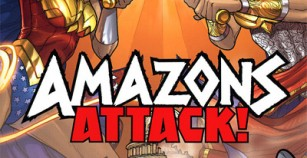 Comic Review: Wonder Woman Amazons Attack