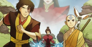 Comic Review: Avatar The Last Airbender The Search Part One
