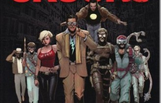 Comic Review: Supercrooks The Heist