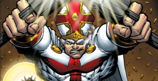 Comic Review: Battle Pope Volume 1 Genesis