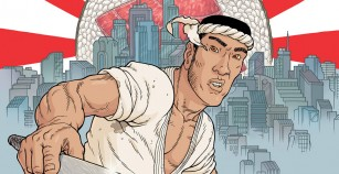 Comic Review: Get Jiro
