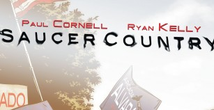 Comic Review: Saucer Country Volume 1 Run