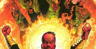 Comic Review: Sinestro Corps War