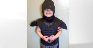 "Latest News: Make a Wish Foundation has ""BatKid"" save ""Gotham City"""