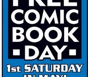 FREE COMIC BOOK DAY (FCBD) 2014 MAY 3RD 2014