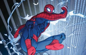 Latest News: Peter Parker as Spider-man returns!